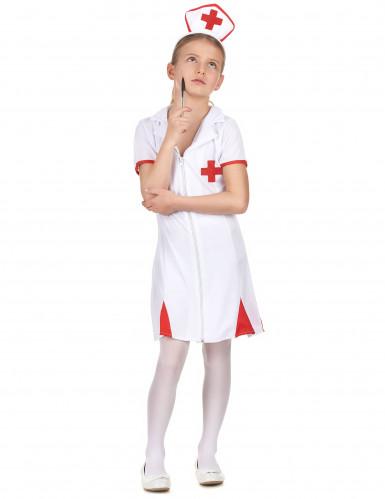 Kostume sygeplejerske til piger