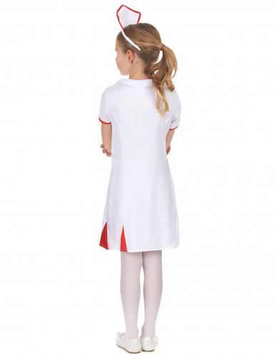 Kostume sygeplejerske til piger-2