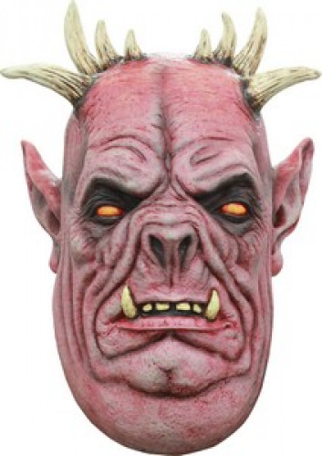 3/4 maske opsvulmet dæmon