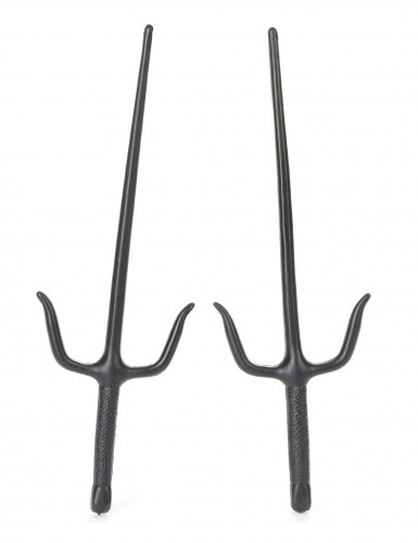 Ninjaknive i plast 36 cm