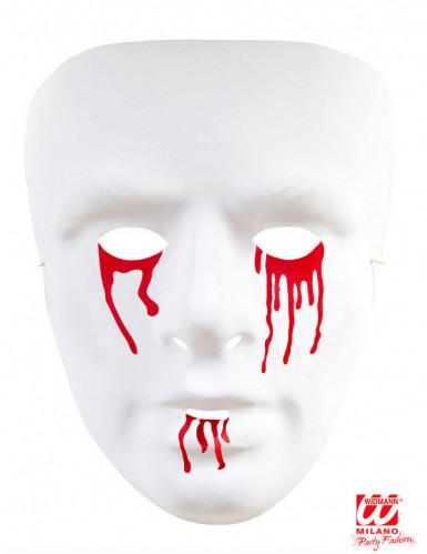 Blodtårer maske mand-1