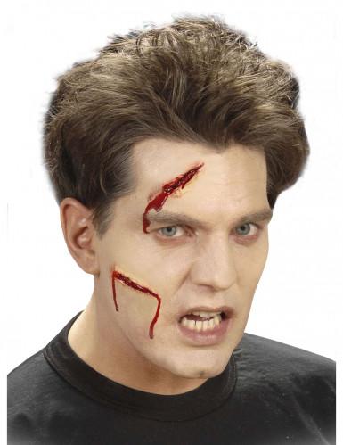Fake knivsår Halloween