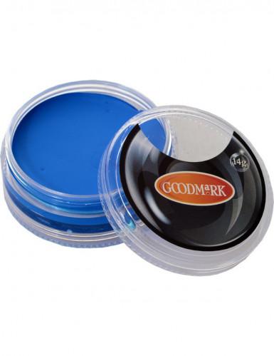 Blå vandfarve