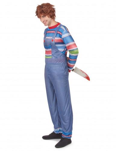 Halloween kostume Knivmand-1