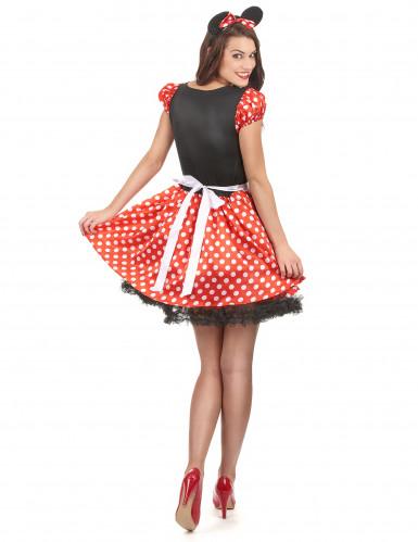 Udklædningsdragt Minnie Mouse™ voksen-2