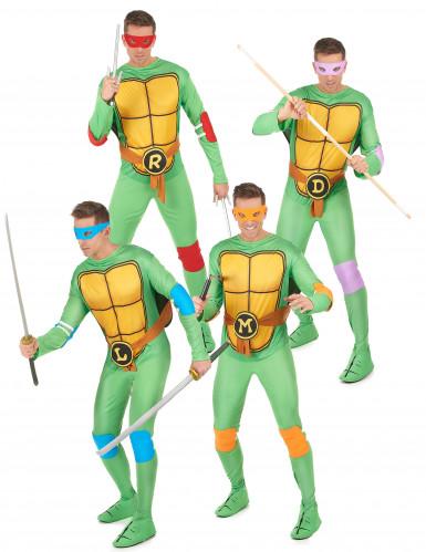 Ninja Turtles™ gruppekostume til voksne