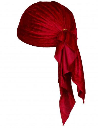 Rød bandana voksen-1