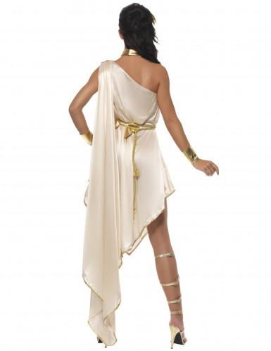 Kostume gudinde beige kvinde-2