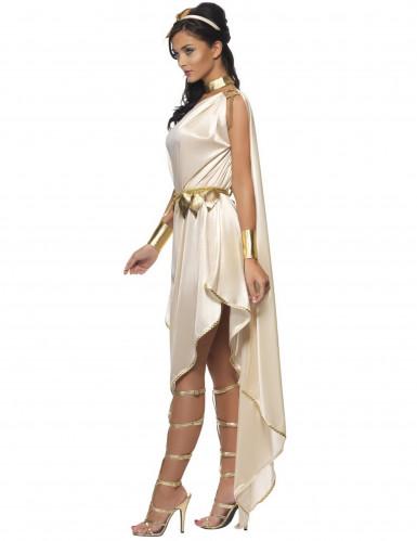 Kostume gudinde beige kvinde-1