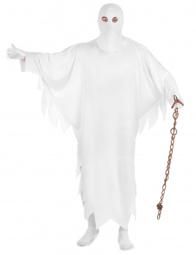 Spøgelsesdragt Voksen