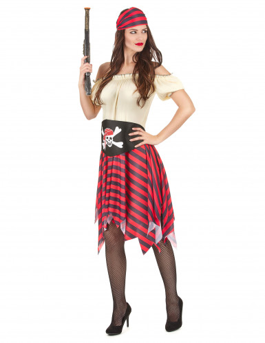 Piratkostume Kvinde-1