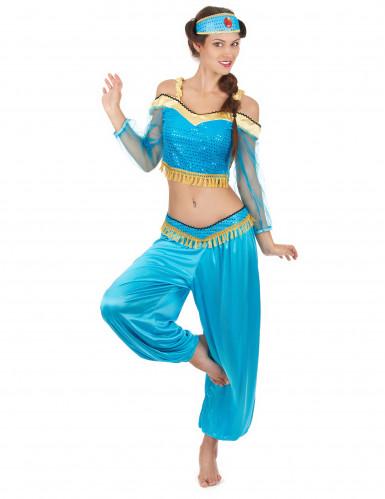 Orientalsk danserindekostume Kvinde