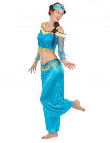 Orientalsk danserindekostume Kvinde-1