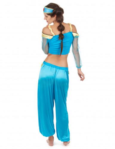 Orientalsk danserindekostume Kvinde-2