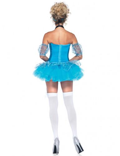 Kostume ballerina prinsesse-1