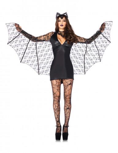 Kostume sexet flagermus kvinde halloween
