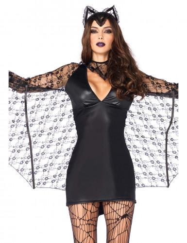 Kostume sexet flagermus kvinde halloween-1