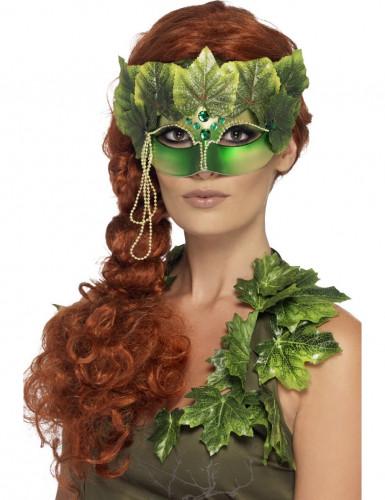 Maske skovnymfe kvinde