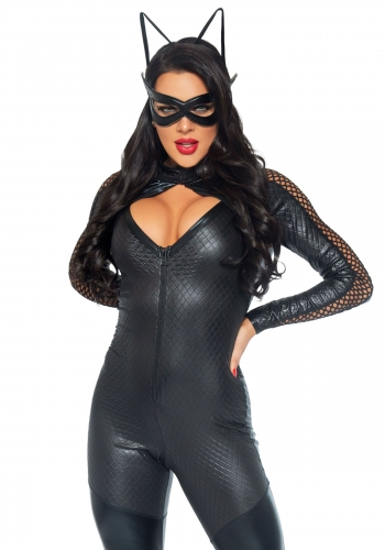 Kostume sexet kat kvinde-1