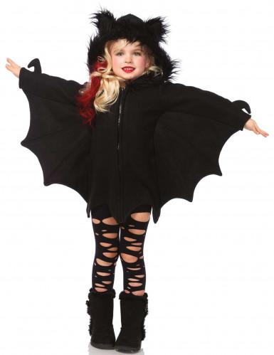 Flagermus-kostume halloween pige