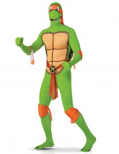 Kostume Michelangelo i Teenage Mutant Ninja Turtles™ second skin voksen