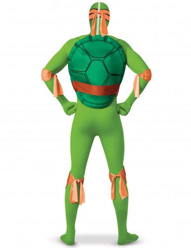 Kostume Michelangelo i Teenage Mutant Ninja Turtles™ second skin voksen-1