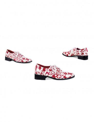 Blodige sko - mand