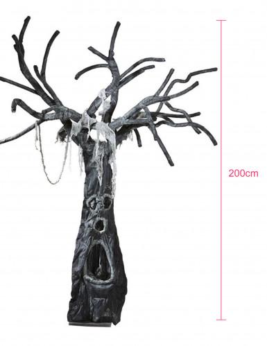 Kæmpe hjemsøgt træ til Halloween 2 meter