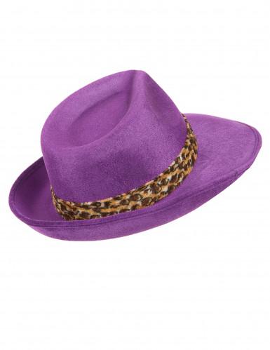 Hat alfons violet til voksne-2