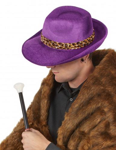 Hat alfons violet til voksne-1