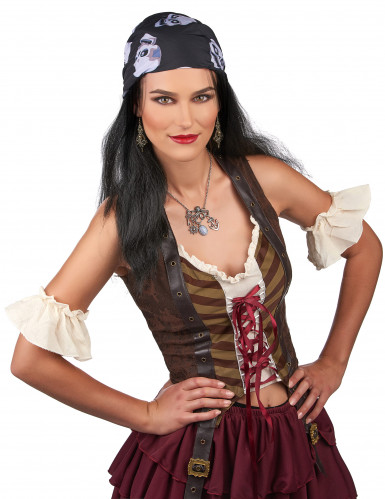 Piratparyk med bandana-1