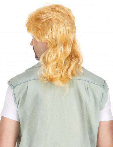 Blond Svenskerhår paryk Voksen-1