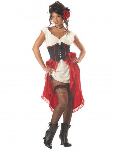 Værtshus kvinde kostume
