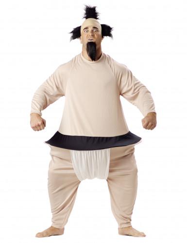 Udklædning sumobryder voksen