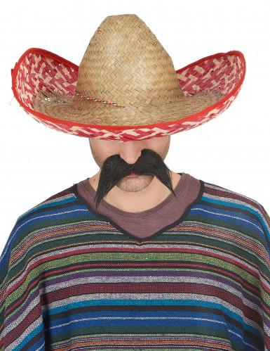 Mexicansk sombrero til voksne-1