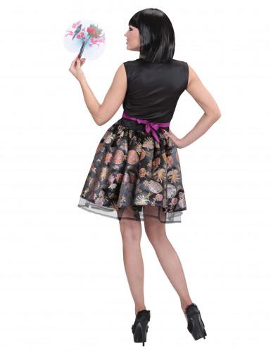 Kostume kinesisk kjole kvinde-1