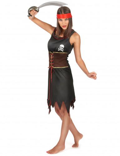 Mrs. Moderne - Piratkjole til kvinder-1