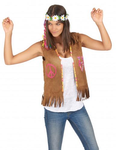 Hippievest Kvinder