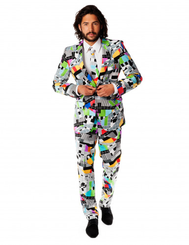 Kostume Mr. Technicolor til mænd Opposuits™