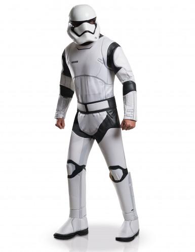Luksus udklædning Stormtrooper White - Star Wars VII™