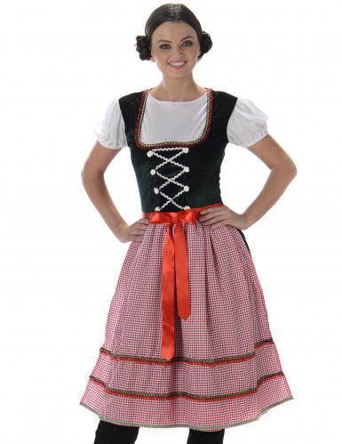 Oktoberfest - udklædning voksen-1