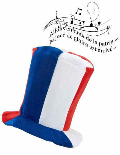 Hat høj musik supporter Frankrig-1
