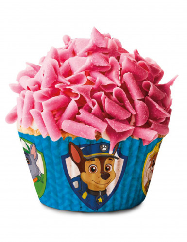 50 cupcake forme Paw Patrol