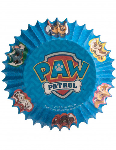 50 cupcake forme Paw Patrol-1