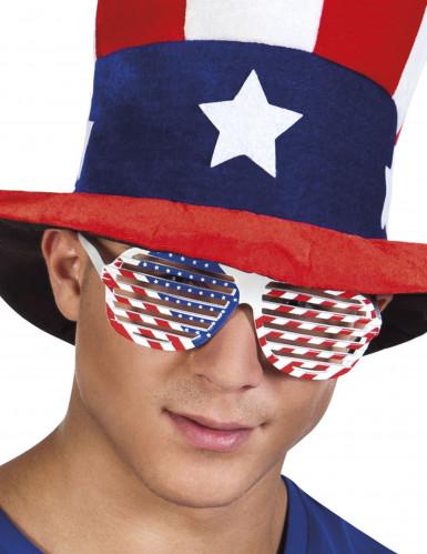 USA briller hvide voksen