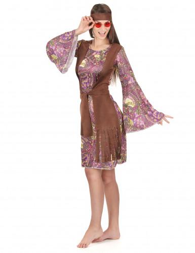Hippie Kvinde Kostume-1
