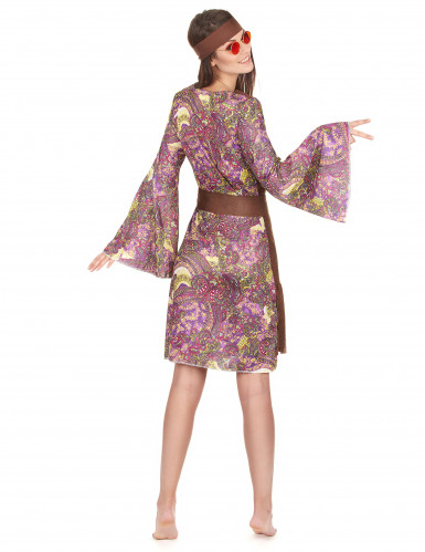 Hippie Kvinde Kostume-2