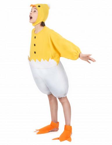 Familiekostume hane og kylling-3