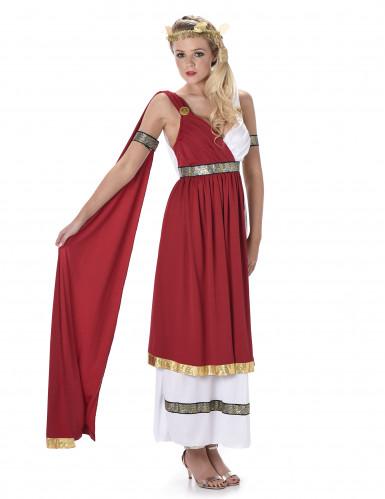 Romersk Dame Kostume
