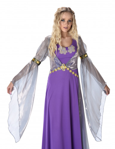 Middelalderprinsesse-1
